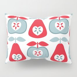Up The Apples & Pears Pillow Sham