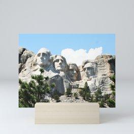 Mount Rushmore South Dakota Mini Art Print