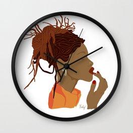 Profile Dread Wall Clock