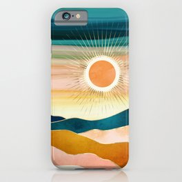 Jewel Dusk iPhone Case