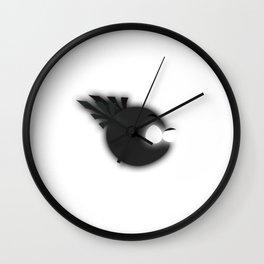 Senka's Head  Wall Clock