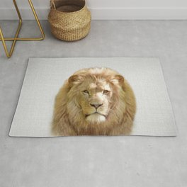 Lion - Colorful Rug