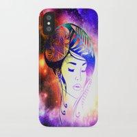 iris iPhone & iPod Cases featuring Iris  by haroulita