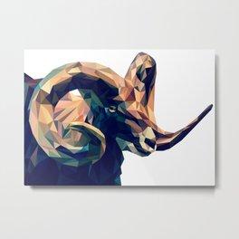 Ram. Metal Print