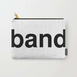 band Carry-All Pouch