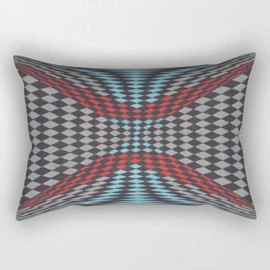 In the distance Rectangular Pillow