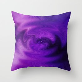 Purple daze 20 Throw Pillow