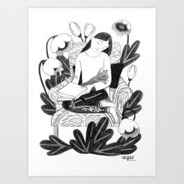 I Dream Stories Art Print