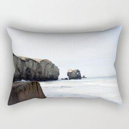 Dunedin beach - New Zealand Rectangular Pillow