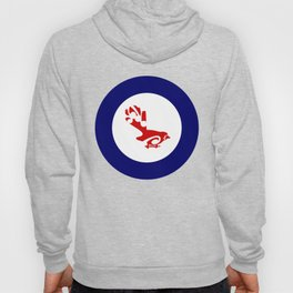 Fantail Air Force Roundel Hoody