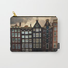 Postcards from Amsterdam Carry-All Pouch