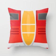 Starscream Transformers Minimalist Throw Pillow