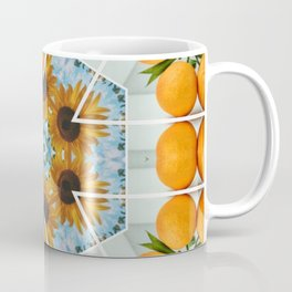 sunflower squeeze Coffee Mug