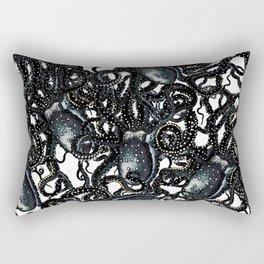 Riptide_oilslick Rectangular Pillow