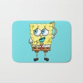 Uhrr Spongebob Squarepants Bath Mat