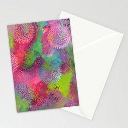"""Secret Messages""   Original painting by Mimi Bondi Stationery Cards"