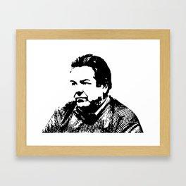 (Garry, Larry, Terry) Jerry Gergich Framed Art Print