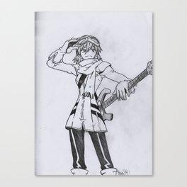 Haruko Canvas Print