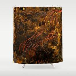 The World Forgotten Shower Curtain