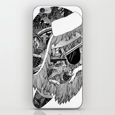 lumberjack iPhone & iPod Skin