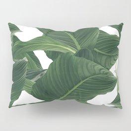 palm waves Pillow Sham