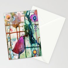 se laisser guider Stationery Cards