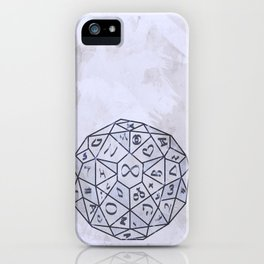 Dungeons Dungeons iPhone Case