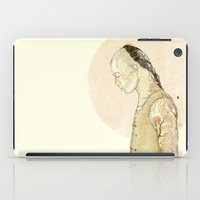spirit iPad Cases featuring Spirit by Mike Koubou