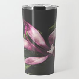 Magnolia Portrait Travel Mug