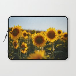 Sunflower's Season (II) Laptop Sleeve