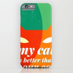 mittens Slim Case iPhone 6s