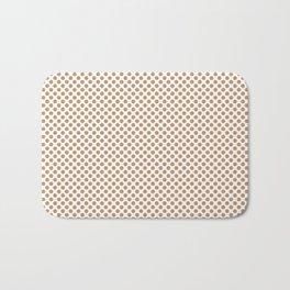 Butterum Polka Dots Bath Mat