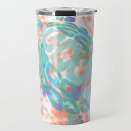 Turtle Pink Travel Mug