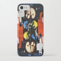 bond iPhone & iPod Cases featuring Bond by Alexander Ikhide