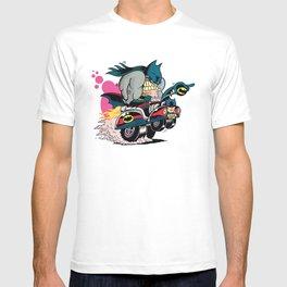 Bat-Fink T-shirt