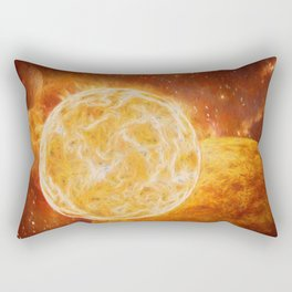 Cosmic Giant Rectangular Pillow