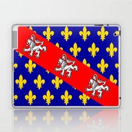 marche region flag france province Laptop & iPad Skin