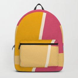 Colorful Geometric Abstract Art - Alraun Backpack