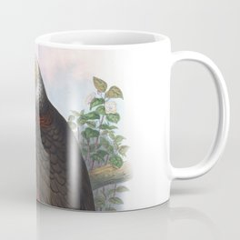 Nestor Parrot, tropical bird of New Zealand Coffee Mug