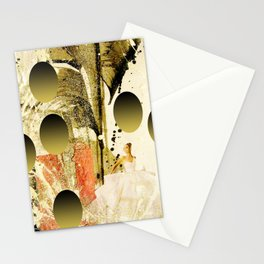 White dream Stationery Cards