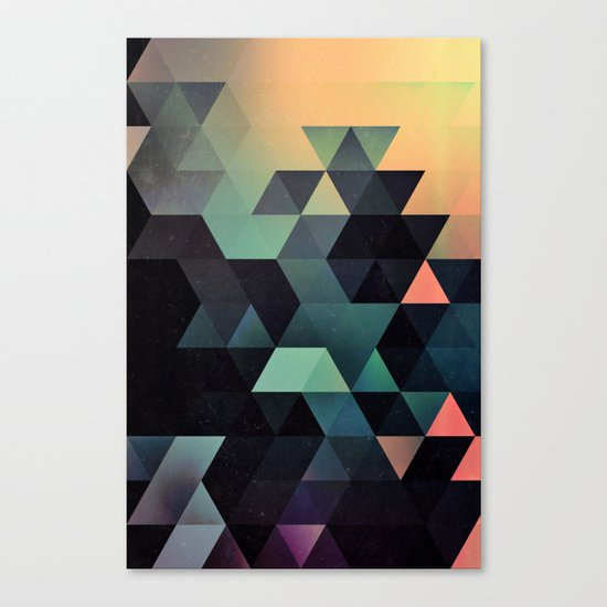 ynclyssy Canvas Print