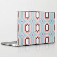 ursula Laptop & iPad Skins featuring ursula day parade by matt handler