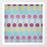 AWLO Dots  Art Print
