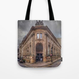 The Old Financial District Tote Bag