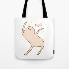 Honest Blob Says No Tote Bag