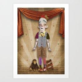 Pomodoro Art Print