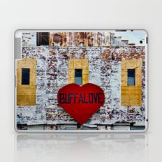Buffalo Urban statement Laptop & iPad Skin