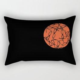 Hipster Bloodbath Rectangular Pillow
