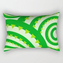 roundswazz Rectangular Pillow