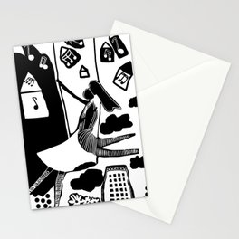 What a wonderful day ! Stationery Cards